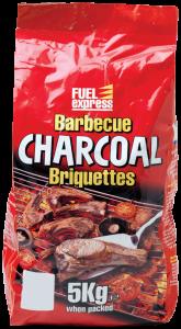 5kg Charcoal briquettes