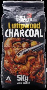 5kg lumpwood charcoal