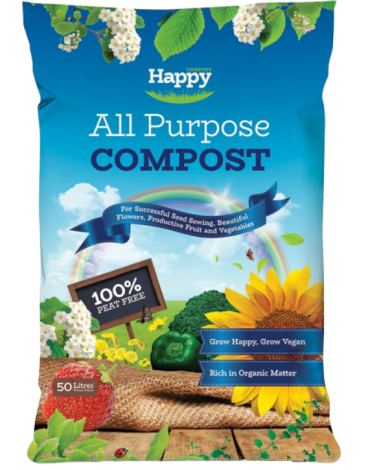Happy compost 50ltr