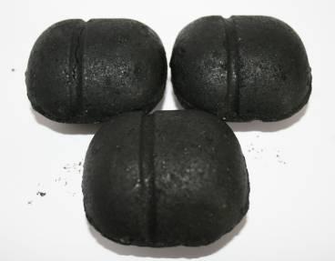 Taybrite briquettes