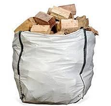 Dumpy bag kiln dried