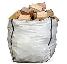 Dumpy bag kiln dried