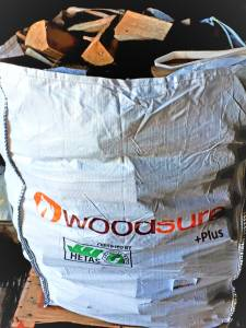 Kiln dried logs bulk wood