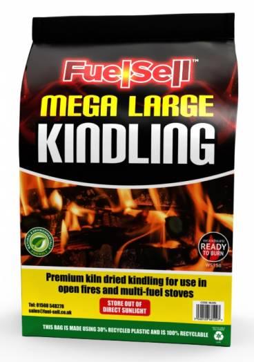 Fuelsell mega large kindling