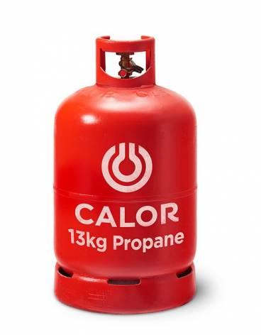 Cylinder propane 13kg 1