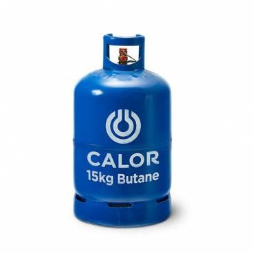 Cylinder butane 15kg 1